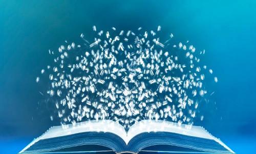 book news, illustration